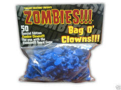 Zombies!!!: bag o' Clowns!!!