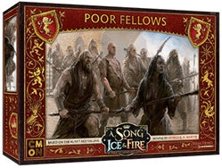 A Song of Ice & Fire: Tabletop Miniatures Game - Lannister Poor Fellows