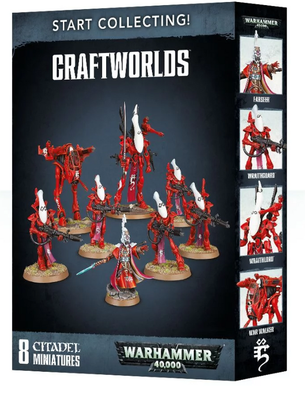 Games Workshop - Start Collecting! Craftworlds