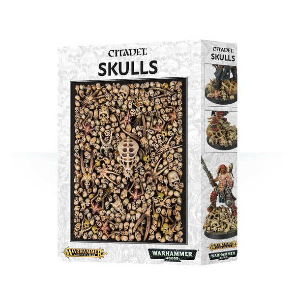 Games Workshop - Citadel Skulls