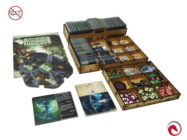 E-Raptor - Insert compatible with Arkham Horror Third Edition
