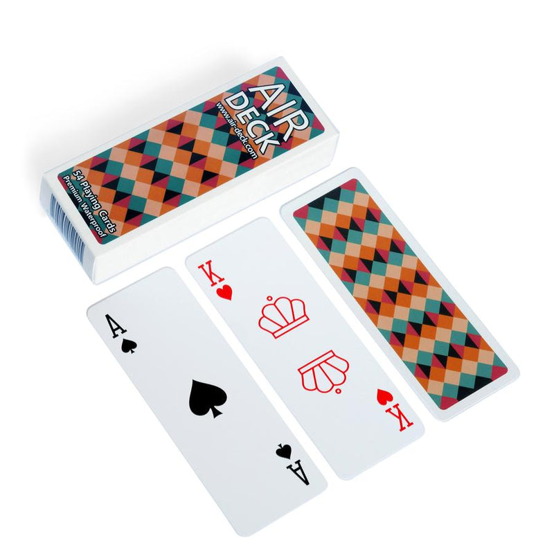 Air Deck Playing Cards - Geometric