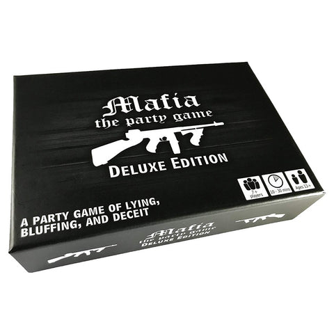 Mafia the Party Game (Deluxe Edition)