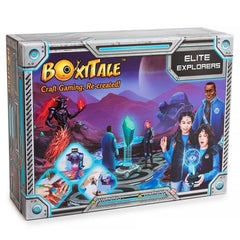 BoxiTale: Elite Explorers (Minor Damage)