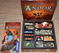 Insert Here - Legends of Andor Organizer