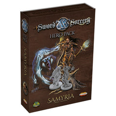 Sword & Sorcery: Hero Pack - Samyria the Druid/Shaman *PRE-ORDER*