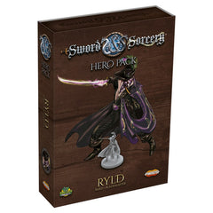 Sword & Sorcery: Hero Pack - Ryld the Bard/Blademaster