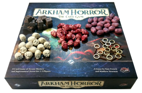 Deluxe Token Bundle compatible with Arkham Horror: The Card Game
