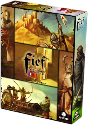 Fief: France 1429 – Expansions Pack *PRE-ORDER*