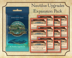 Nemo's War - Nautilus Upgrades Expansion Pack *PRE-ORDER*