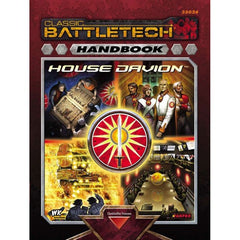 BattleTech: Combat Manual: House Davion *PRE-ORDER*