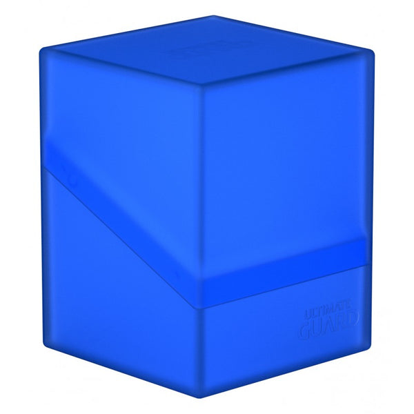Ultimate Guard - Boulder™ 100+ Deck Case Sapphire (Blue)