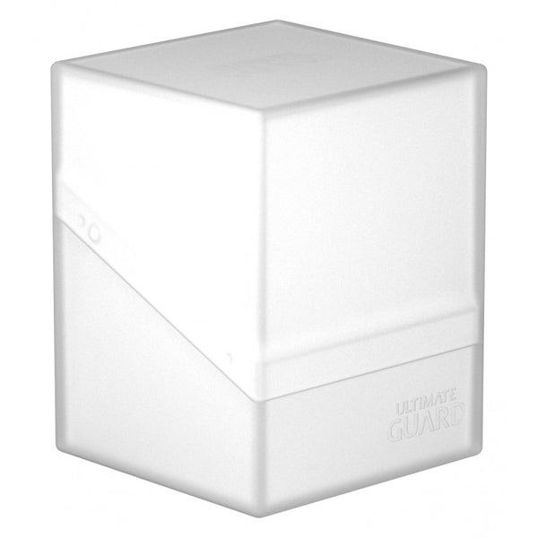 Ultimate Guard - Boulder™ 100+ Deck Case Frosted (White)