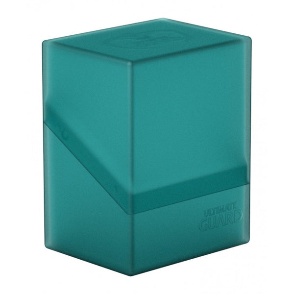 Ultimate Guard - Boulder™ 80+ Deck Case Malachite (Teal)