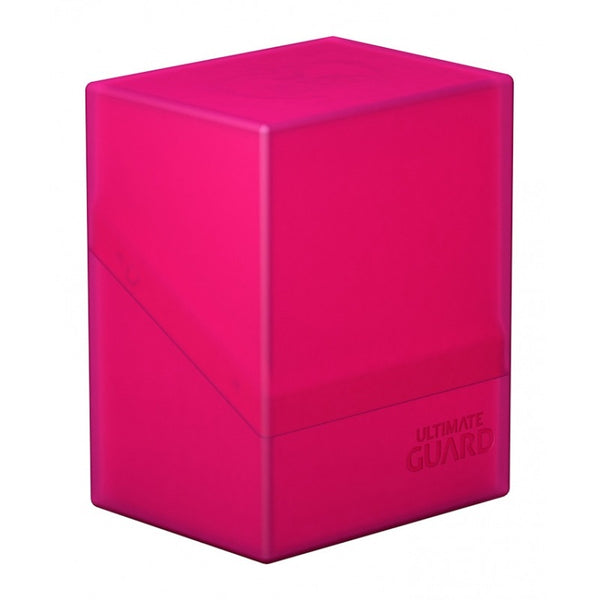 Ultimate Guard - Boulder™ 80+ Deck Case Rhodonite (Pink)