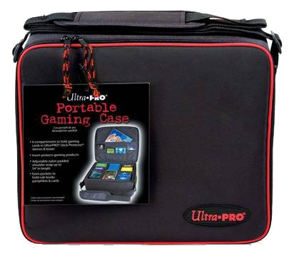 Ultra Pro - Zippered Portable Gaming Case
