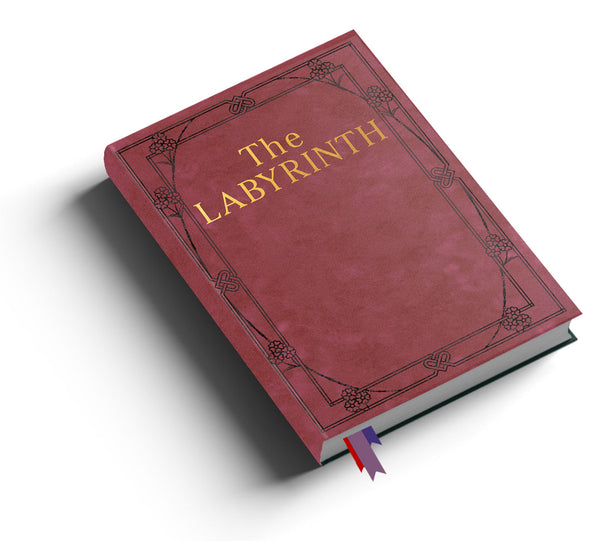 Jim Henson's Labyrinth The Adventure Game (HC Book)