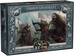 A Song of Ice & Fire: Tabletop Miniatures Game - Umber Greataxes