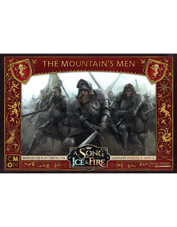A Song of Ice & Fire: Tabletop Miniatures Game - The Mountain's Men