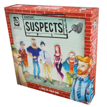 Unusual Suspects (Import)