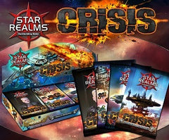 Star Realms: Crisis 4 Packs Bundle