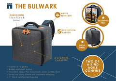 Board Game Truck - The Bulwark (Vanille)