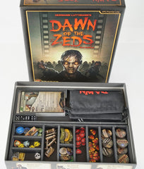 Insert Here - Dawn of the Zeds (3rd Ed) Organizer