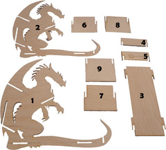 Dice Towers: Dice Tower - Dragon