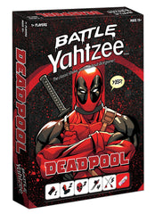 Battle Yahtzee: Marvel Deadpool
