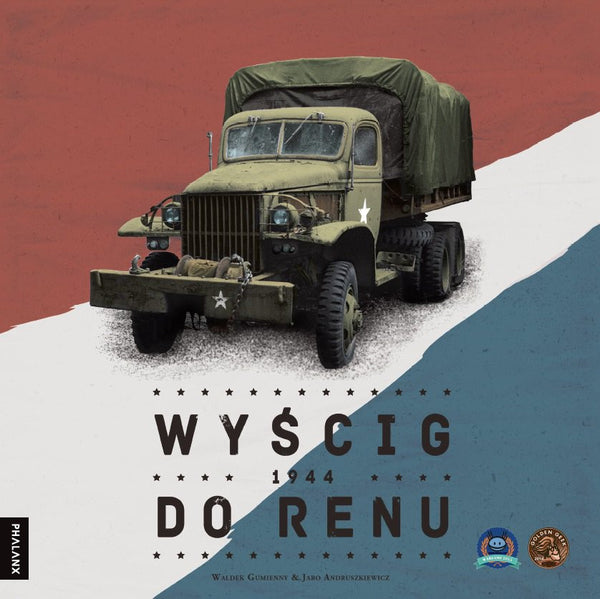 1944: Wyścig do Renu (aka 1944: Race to the Rhine) (Polish Import)
