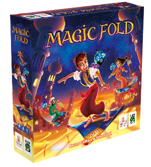 Magic Fold (French Edition)