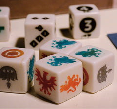 The Dice Must Flow (aka Dune: The Dice Game)
