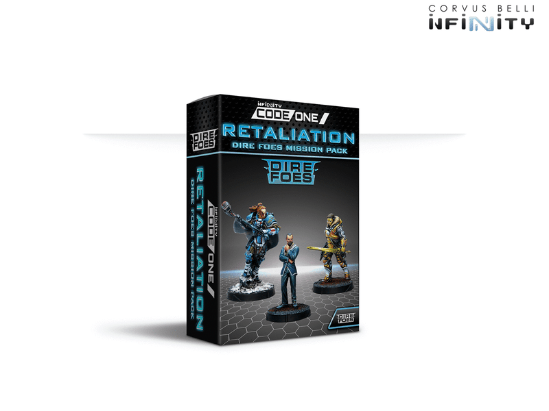Infinity: Dire Foes Mission Pack Alpha: Retaliation