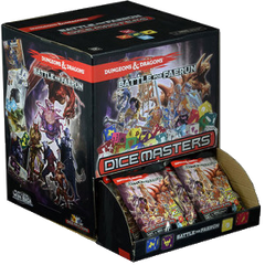 Dungeons & Dragons Dice Masters: 90 Count Gravity Feed Display