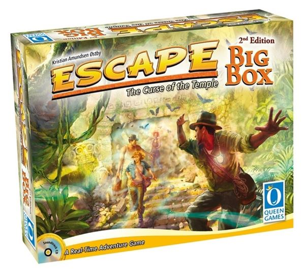 Escape: The Curse of the Temple - Big Box (Second Edition)