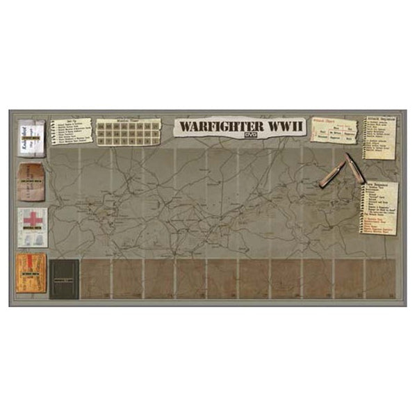 Warfighter: WWII Neoprene Mat