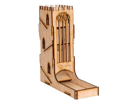 Dice Towers: Dice Tower - Castle