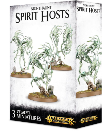 Games Workshop - Nighthaunt Spirit Hosts