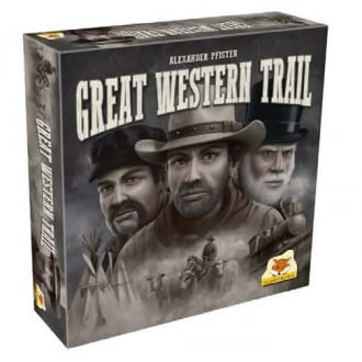 Great Western Trail (eggertspiele Edition)
