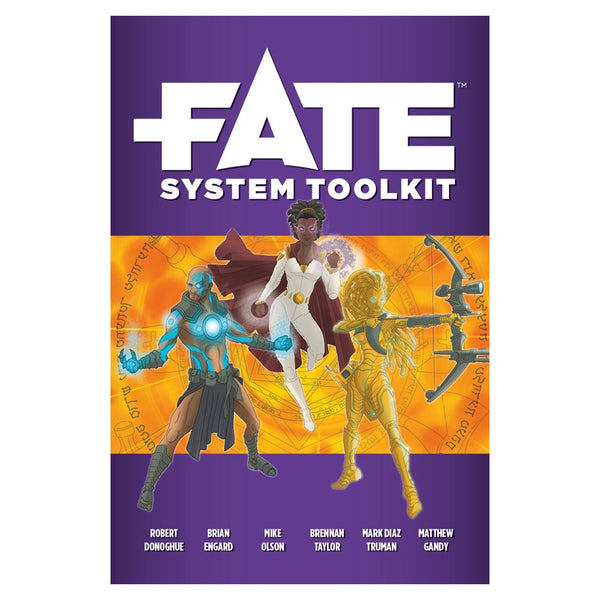 Fate Core: System Toolkit