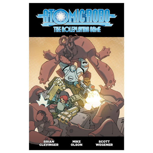Fate Core: Atomic Robo