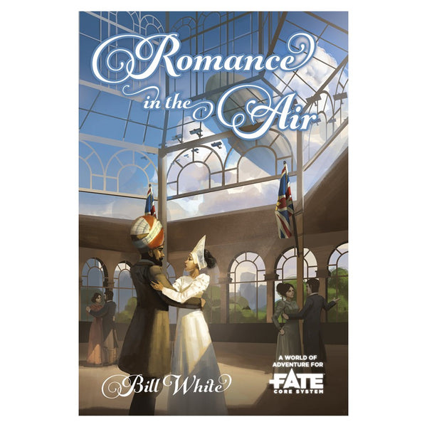 Fate Core: Romance in the Air