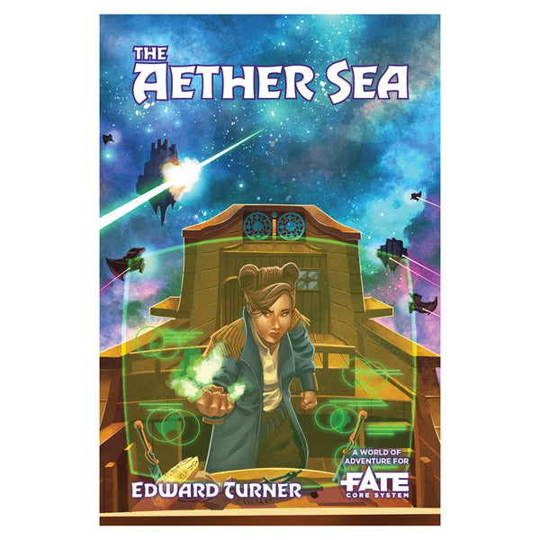 Fate Core: The Aether Sea