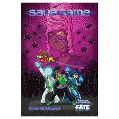 Fate Core: Save Game