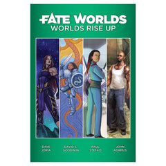 Fate Core Worlds: Worlds Rise Up