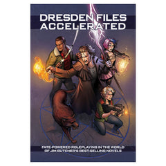 Fate Core - Dresden Files: Accelerated