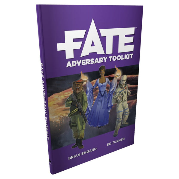 Fate Core: Adversary Toolkit
