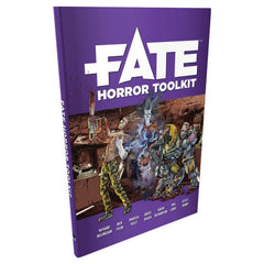 Fate Core: Fate Horror Toolkit