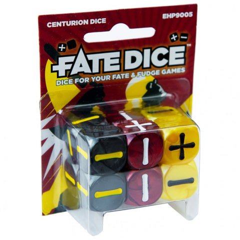 Fate Core Dice: Centurion Dice