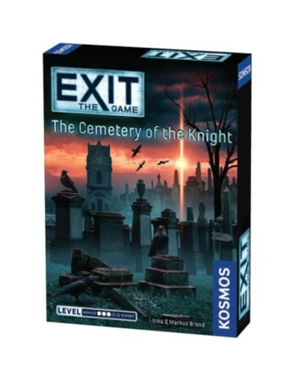 Exit: The Game – The Cemetery of the Knight *PRE-ORDER*